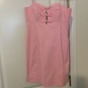 Pink Lilly Pulitzer dress never worn
